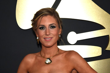 Caitrin Rogers The 57th Annual GRAMMY Awards - Red Carpet