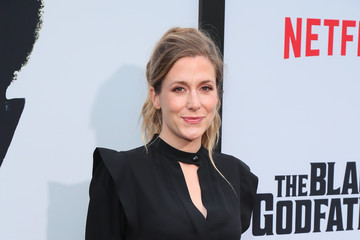 Caitrin Rogers Premiere Of Netflix's 'The Black Godfather'