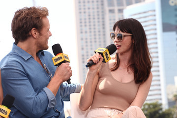 Caitriona Balfe #IMDboat at San Diego Comic-Con 2017: Day Two