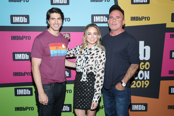 Caity Lotz #IMDboat At San Diego Comic-Con 2019: Day Two