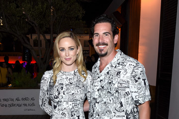 Caity Lotz Entertainment Weekly Hosts Its Annual Comic-Con Bash - Inside
