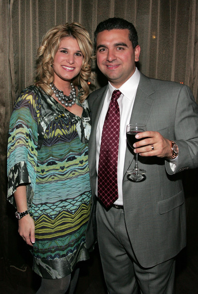 Cake Boss Buddy Valastro Book Launch Source Getty Images