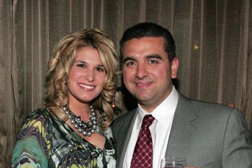 Lisa Valastro Cake Boss Buddy Valastro Book Launch