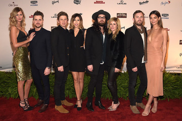 Caleb Followill Sports Illustrated 2015 Swimsuit Takes Over The Schermerhorn Symphony Center