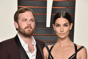 Caleb Followill 2016 Vanity Fair Oscar Party Hosted By Graydon Carter - Arrivals