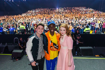 Caleb McLaughlin Netflix At Sao Paulo Comic-Con 2018