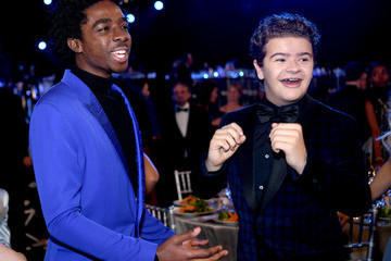 Caleb McLaughlin 26th Annual Screen Actors Guild Awards - Cocktails