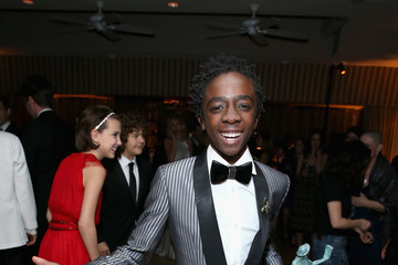Caleb McLaughlin Weinstein Company & Netflix's 2017 SAG After Party