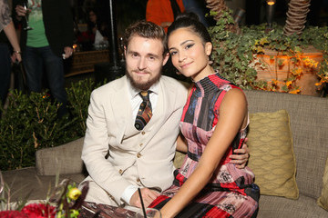 Callan McAuliffe 'The Walking Dead' Premiere And After Party