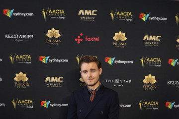 Callan McAuliffe 7th AACTA Awards Presented by Foxtel | Red Carpet