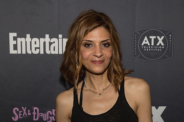 Callie Thorne Entertainment Weekly's After Dark Party For FX's 'Sex&Drugs&Rock&Roll' At The ATX Television Festival