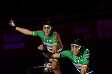 Callum Scotson London Six Day Race
