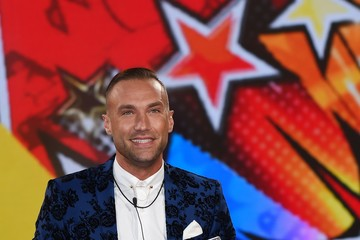 Calum Best Celebrity Big Brother - Contestants Enter The House