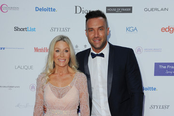 Calum Best The Fragrance Foundation Awards - Red Carpet Arrivals