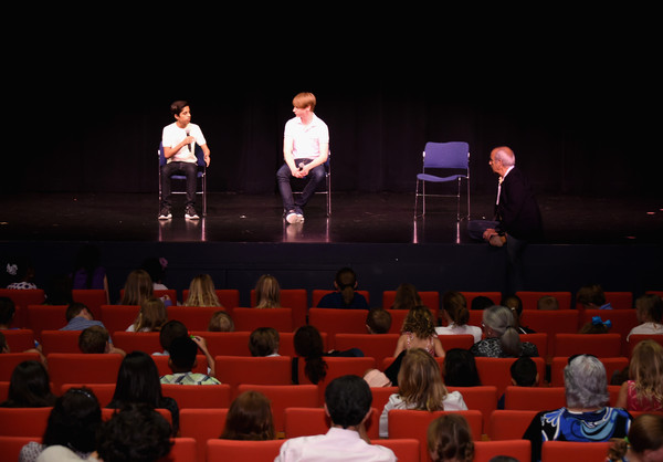Greenwich Film Festival 2015 - Children's Acting Workshop