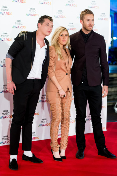 Arrivals at the BBC Music Awards