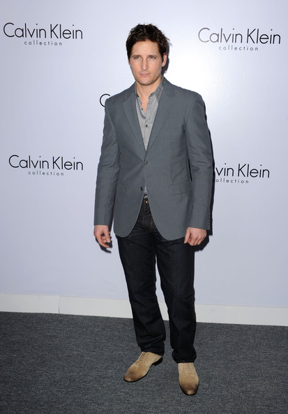 Actor Peter Facinelli arrives at Calvin Klein Collection & Los Angeles Nomadic Division (LAND) 1st Annual Celebration For L.A. Arts Monthly and Art Los Angeles Contemporary (ALAC) on January 28, 2010 in Los Angeles, California.