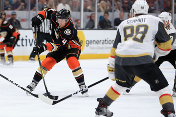 Cam Fowler Vegas Golden Knights v Anaheim Ducks