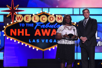 Cam Neely Guests Attend the 2015 NHL Awards Show