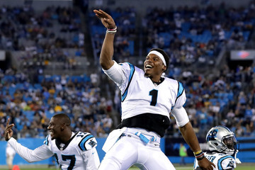 Cam Newton Pittsburgh Steelers v Carolina Panthers
