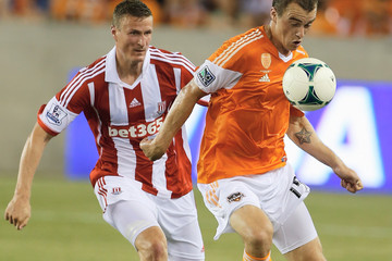 Cam Weaver Stoke City v Houston Dynamo