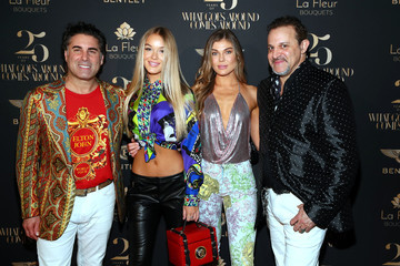 Cambrie Schroder What Goes Around Comes Around 25th Anniversary Celebration At The Versace Mansion With A Retrospective Tribute To Gianni Versace