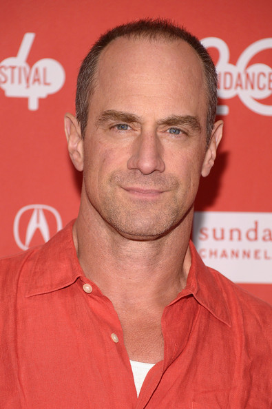 Christopher Meloni In They Came Together Premiere