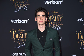 Cameron Boyce Premiere Of Disney's 'Beauty And The Beast' - Arrivals