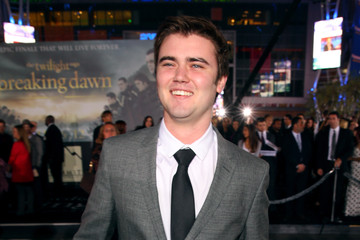 "Cameron Bright Premiere Of Summit Entertainment's ""The Twilight Saga: Breaking Dawn - Part 2"" - Red Carpet"