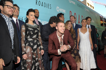Cameron Crowe Premiere For Showtime's 'Roadies' - Red Carpet