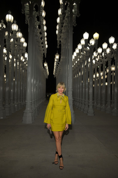 Cameron Diaz - LACMA 2012 Art + Film Gala Honoring Ed Ruscha And Stanley Kubrick Presented By Gucci - Inside