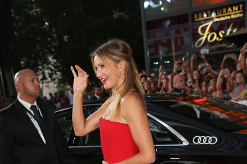 Cameron Diaz 'Sex Tape' German Premiere