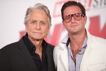 Cameron Douglas Premiere Of Disney And Marvel's 'Ant-Man and the Wasp' - Arrivals