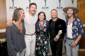 Cameron Duddy 13th Annual ACM Honors – Backstage