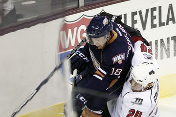 Cameron Gaunce Oklahoma City Barons v Lake Erie Monsters