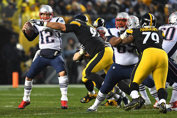 Cameron Heyward New England Patriots v Pittsburgh Steelers