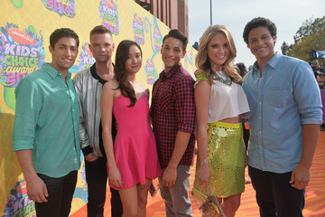 Cameron Jebo Nickelodeon's 27th Annual Kids' Choice Awards - Red Carpet