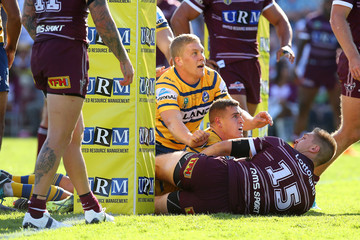 Cameron King NRL Rd 2 - Sea Eagles vs. Eels