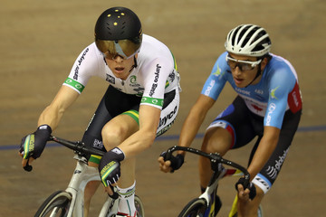 Cameron Meyer UCI Track Cycling World Cup - Glasgow: Day Two