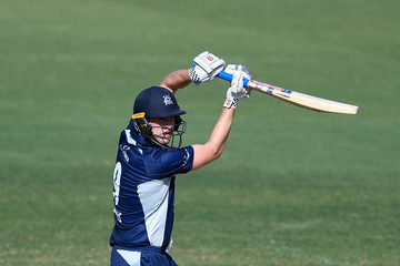 Cameron White TAS v VIC - JLT One Day Cup