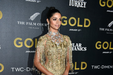 Camila Alves TWC-Dimension Hosts the World Premiere of 'Gold' - Arrivals