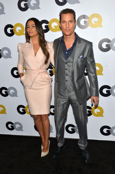 GQ Men Of The Year Party - Carpet []
