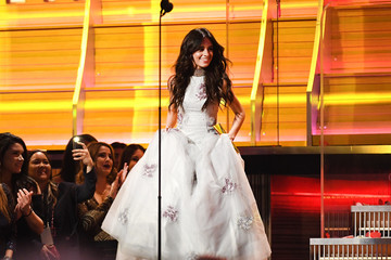 Camila Cabello The 59th GRAMMY Awards - Show