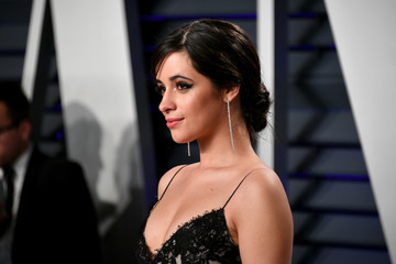 Camila Cabello 2019 Vanity Fair Oscar Party Hosted By Radhika Jones - Arrivals