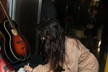 Camila Cabello 61st Annual GRAMMY Awards - GRAMMY Charities Signings - Day 3