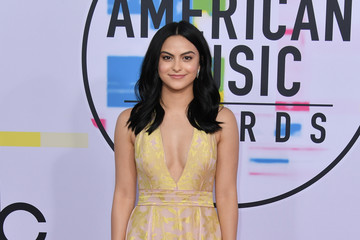 Camila Mendes 2017 American Music Awards - Arrivals