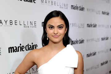 Camila Mendes Marie Claire Celebrates 'Fresh Faces' with an Event Sponsored by Maybelline - Arrivals