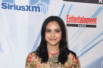 Camila Mendes SiriusXM's Entertainment Weekly Radio Channel Broadcasts From Comic Con 2017 - Day 3