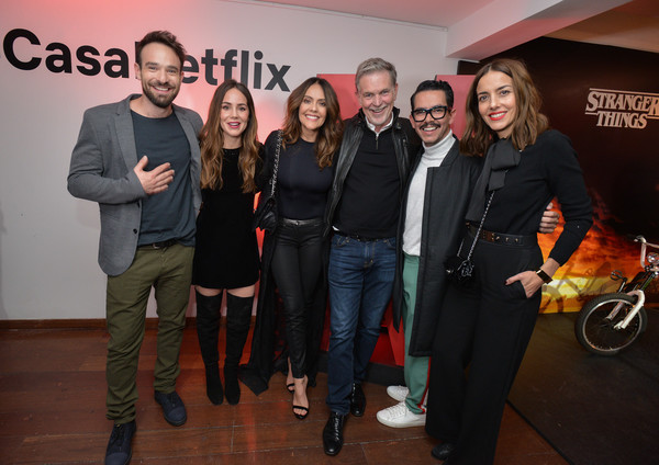 Casa Netflix Cocktail Party