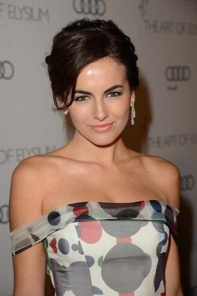 Camilla Belle - Audi Presents The Art of Elysium's 6th Annual HEAVEN Gala - Red Carpet
